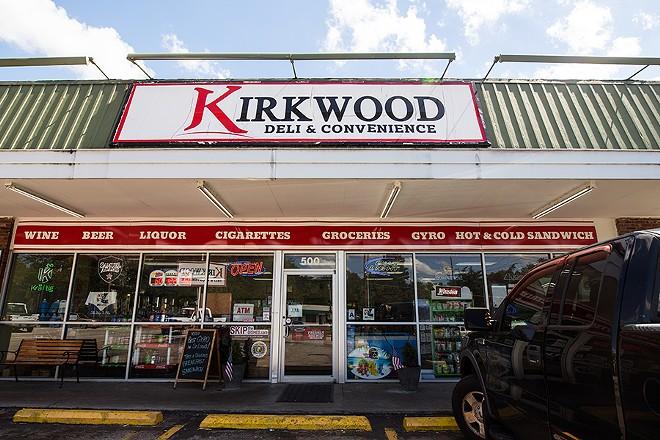 The deli is located in Kirkwood. - MABEL SUEN
