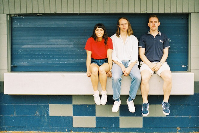 The Beths will perform at the Ready Room on Friday, July 12. - MAISON FAIREY