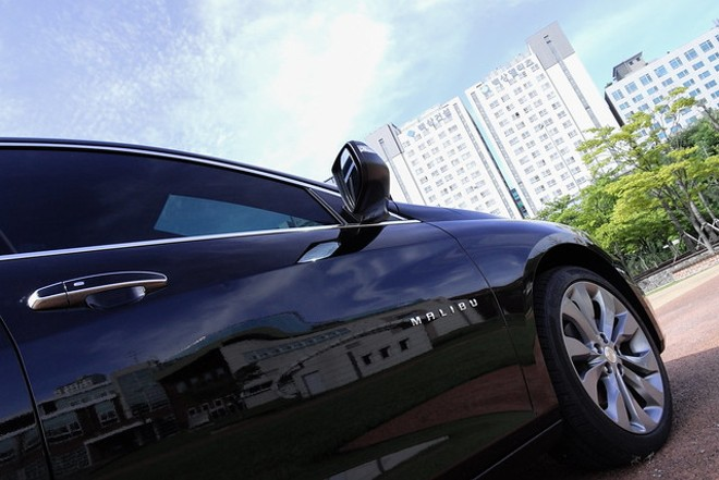 New anti-theft technology doesn't help if drivers leave their key fobs in their cars. - COURTESY FLICKR/AARON YOO