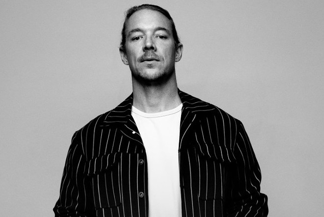 Diplo will perform at Ameristar Casino's Ryse Nightclub on Friday, October 25. - VIA PARADIGM TALENT AGENCY