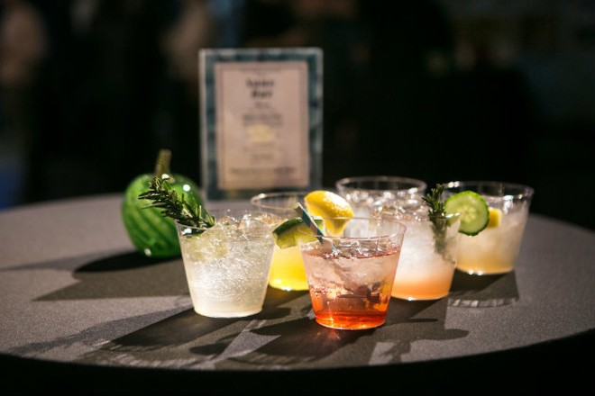 Sans Bar STL is offering and alcohol-free alternative for St. Louis' nightlife scene. - MEREDITH MARQUARDT