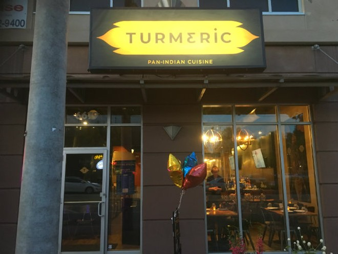 Turmeric, a Pan-Indian restaurant, is now open in the Delmar Loop - CHERYL BAEHR