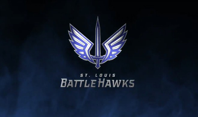 The Battlehawks? May we suggest the Unkind Peacocks? - SCREENSHOT VIA XFL