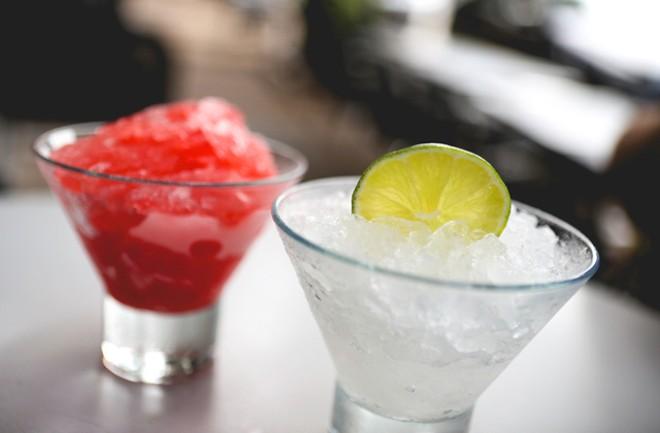 Raise a glass to Sub Zero on Sunday with drink specials. - COURTESY SUB ZERO VODKA BAR