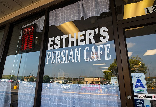 Esther's is a surprising — and delicious — addition in a Bridgeton shopping center. - MABEL SUEN