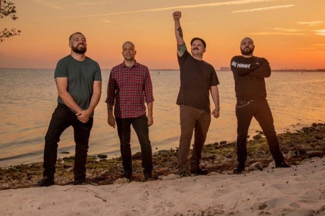 Torche will perform at Off Broadway on Tuesday, November 12. - KEANS LLAMERA