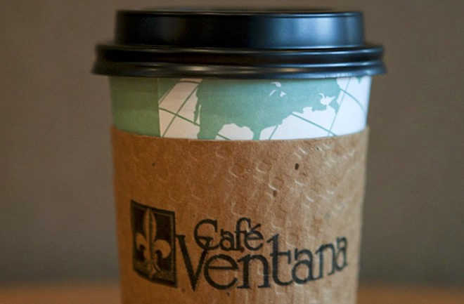 Café Ventana will be closed until further notice.