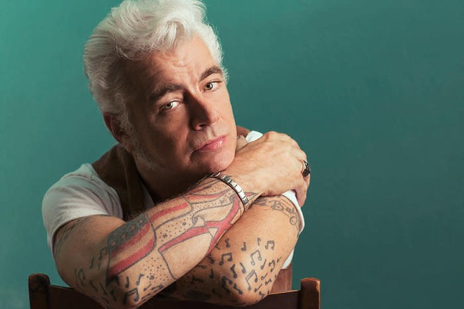 Dale Watson will perform at Off Broadway on Saturday, October 26. - VIA ATOMIC MUSIC GROUP