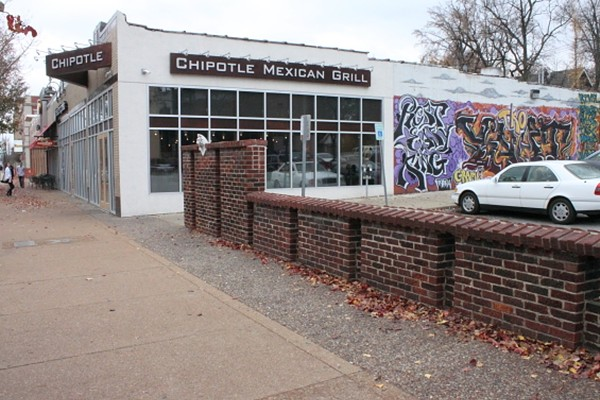 After ten years, Chipotle is saying goodbye to the Loop. - RFT FILE PHOTO