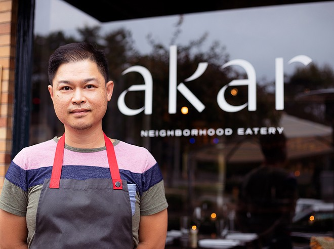 Akar is an exploration of chef-owner Bernie Lee's culinary roots, which extend all the way back to his childhood in Malaysia. - MABEL SUEN