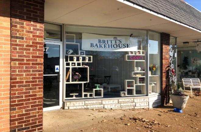 Britt's Bakehouse is now open at 137 West Jefferson Avenue. - LIZ MILLER