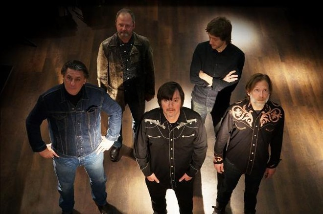 Son Volt will perform at Delmar Hall this Friday and Saturday. - VIA HIGH ROAD TOURING