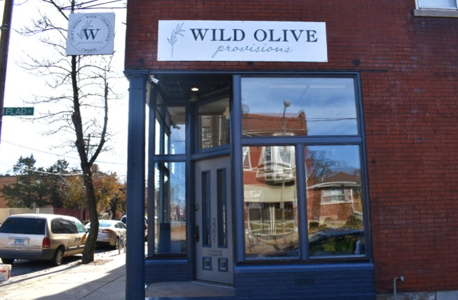 Wild Olive Provisions is located at 2201 South 39th Street. - LIZ MILLER