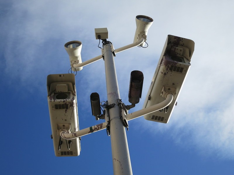 Let's be honest, red-light cameras are more about money than safety.