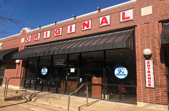 Original J's is located in University City near the Clayton border. - LIZ MILLER