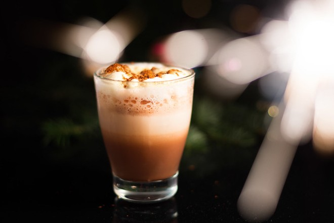 Grab a cup of cocoa at the South Grand Grinchmas and Cocoa Crawl on Saturday. - THEOCRAZZOLARA/ FLICKR