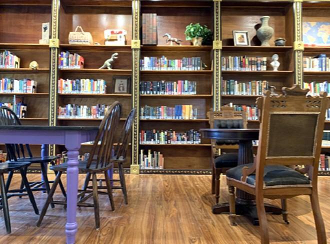 A peek inside Protagonist Cafe, now open in Soulard. - COURTESY PROTAGONIST CAFE