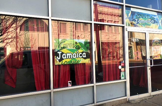 Little Jamaica will open on December 21. - LIZ MILLER