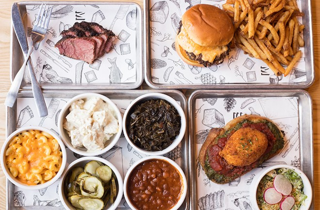 Helmed by acclaimed pitmaster Ben Welch, the Midwestern builds upon the legacy of his former restaurant, Big Baby Q - MABEL SUEN