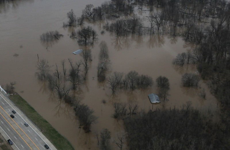 Developing floodplains is only making flooding worse, experts say.