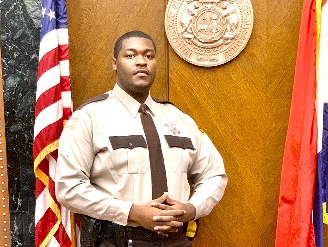 A recently-fired sheriff's deputy says his political ambitions got him fired. - COURTESY OF ALFRED MONTGOMERY