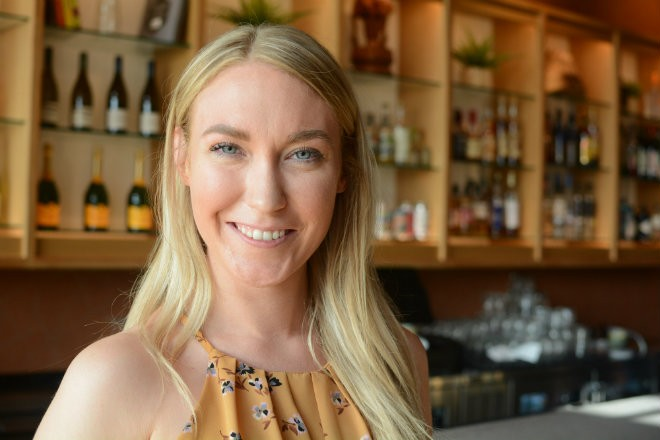 Lindsey MacTaggart is the beverage director at Chao Baan. - ANDY PAULISSEN