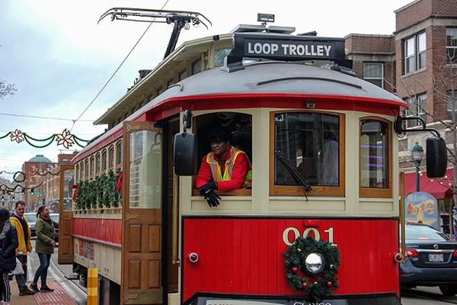 Farewell Loop Trolley, we hardly knew ye. - DANNY WICENTOWSKI