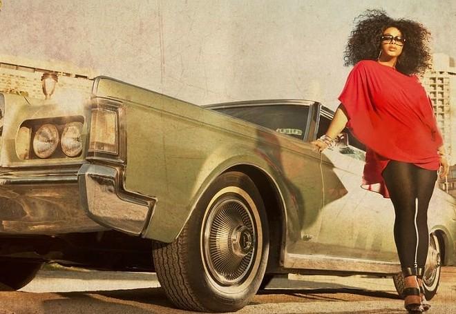 Jill Scott will perform at the Fox Theatre on Monday, February 9. - ALBUM ART