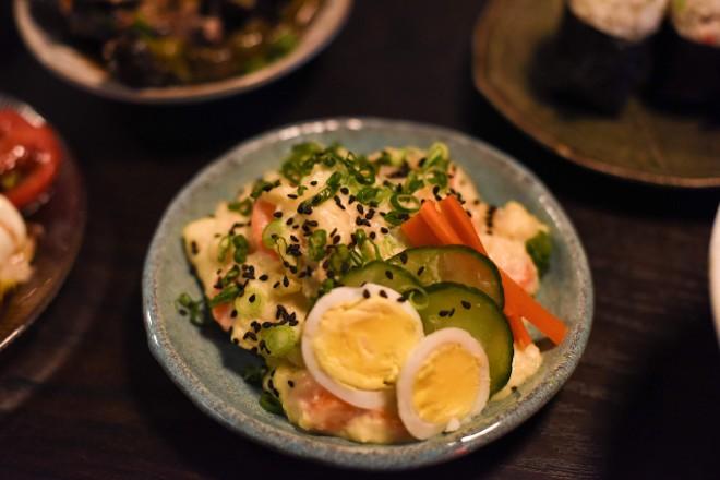 Potato salad. - TRENTON ALMGREN-DAVIS