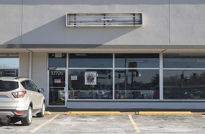 Fuego's Pizza will soon open at 11726 Baptist Church Road. - MONICA OBRADOVIC