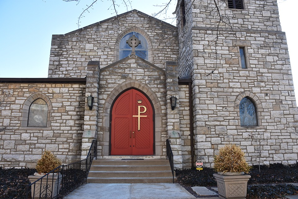 Trinity Episcopal Church will be added to the National Register of Historic Places for its role in the gay rights movement. - DOYLE MURPHY