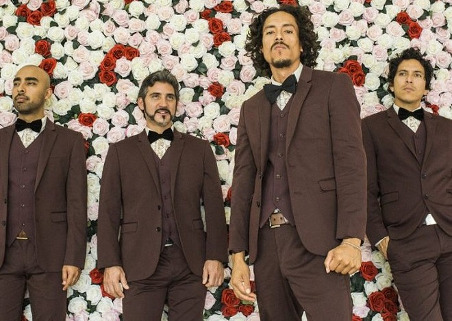Chicano Batman will perform at the Ready Room on Friday, May 8. - VIA PARADIGM AGENCY