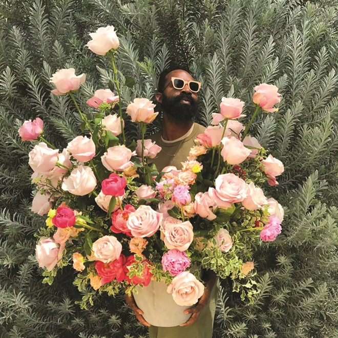 Floral designer Maurice Harris is a guest speaker at Art in Bloom. - COURTESY OF SAINT LOUIS ART MUSEUM