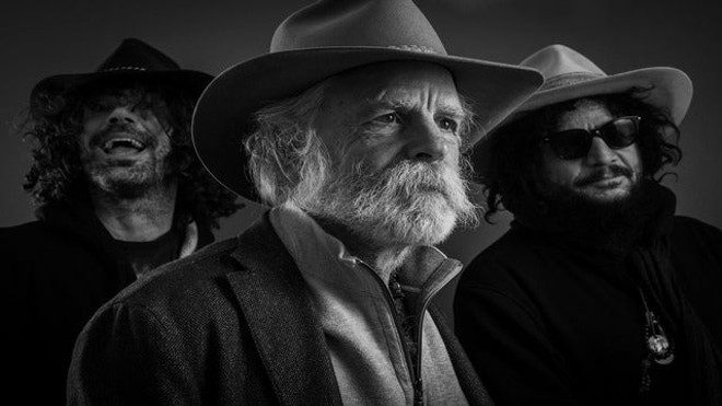 Bob Weir and Wolf Bros is just one of the acts that has postponed its show due to coronavirus concerns. - TODD MICHALEK