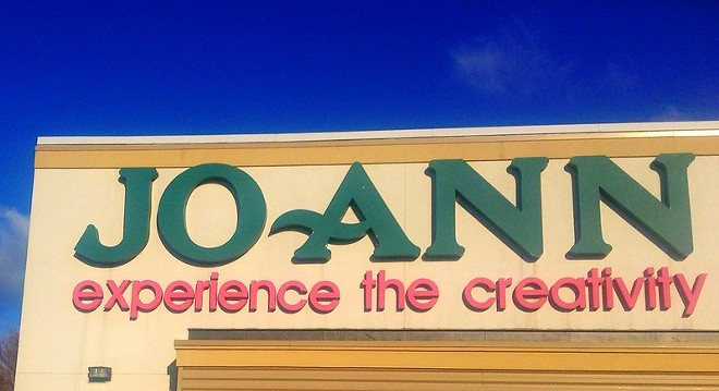A St. Louis employee is very unhappy about the current situation at JOANN. - MIKE MOZART / FLICKR