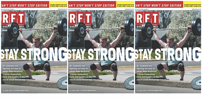 Stay strong, St. Louis. Join the RFT Press Club. - RIVERFRONT TIMES