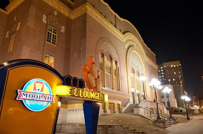 Farewell, Moolah Theatre. - RFT FILE PHOTO