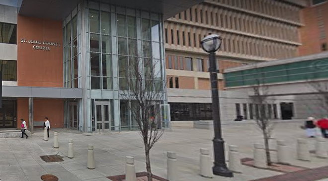 St. Louis County now has the only judicial circuit in Missouri allowing victims to file for orders of protection online. - VIA GOOGLE STREETVIEW