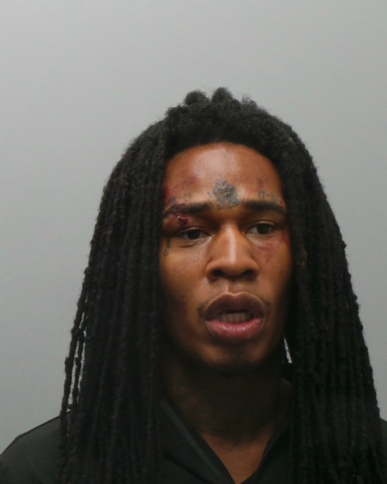 Damion Thomas was charged with first-degree murder. - COURTESY ST. LOUIS COUNTY POLICE