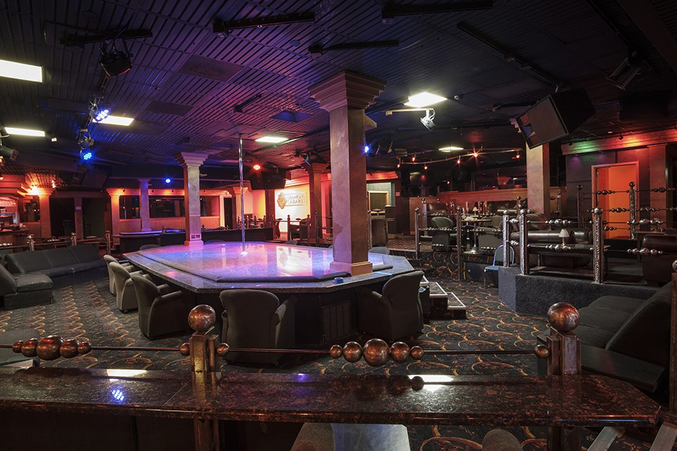 For more than two months, the stages at Sauget strip clubs were empty.