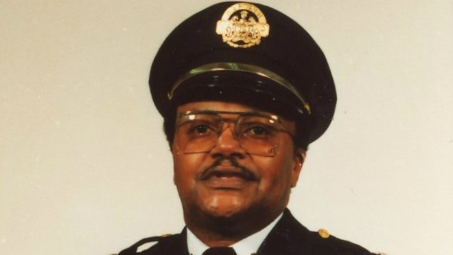 Retired St. Louis Police Capt. David Dorn was killed June 2. - COURTESY ST. LOUIS POLICE