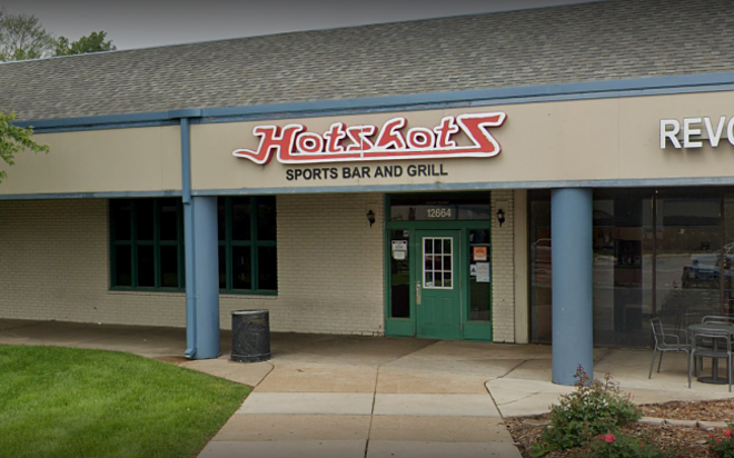 The Hotshots in Maryland Heights has temporarily closed its doors. - VIA GOOGLE MAPS