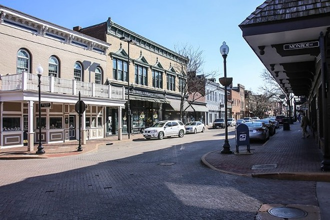 St. Charles County may soon see its businesses closed once more if its citizenry doesn't start wearing masks. - VIA FLICKR/PAUL SABLEMAN