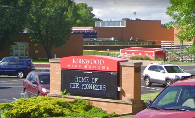 Kirkwood High School alumni allege former teachers sexually abused them. - GOOGLE STREET VIEW