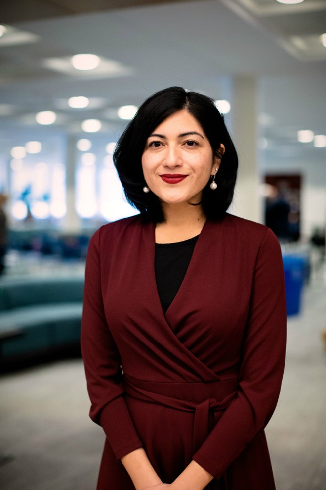 Luz María Henríquez, executive director of the ACLU of Missouri - COURTESY ACLU OF MISSOURI