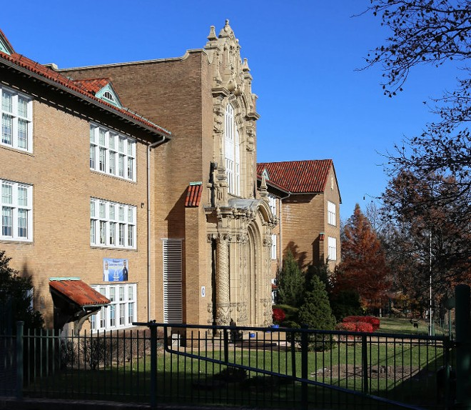 Kennard Classical Junior Academy is one of St. Louis' premier magnet schools. - FLICKR/PAUL SABLEMAN