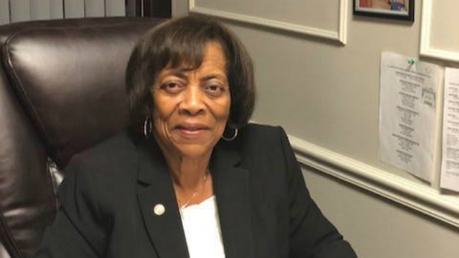 Hazel Erby says she's been fired as St. Louis County's director of diversity, equity and inclusion. - HAZEL ERBY/FACEBOOK