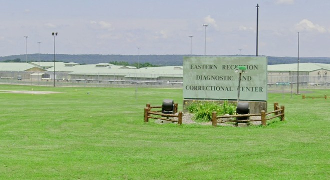 Union officials say prison guards at Eastern Reception Diangnostic and Corrections Center aren't supported with enough staffing. - GOOGLE STREETVIEW