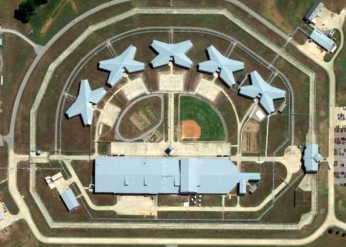 Southeast Correctional Center in Charleston, Missouri.