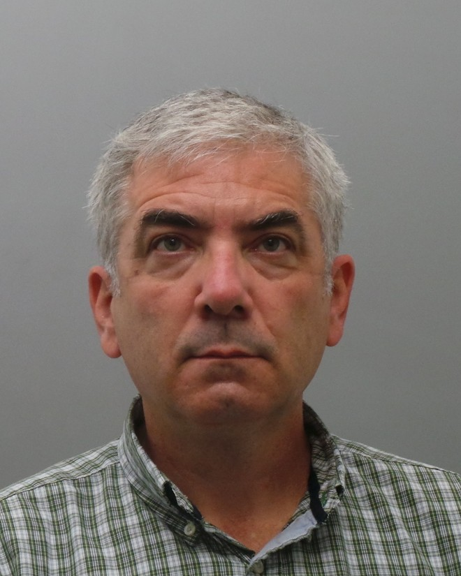 Ex-Kirkwood drama teacher Christopher Stephens faces five felonies. - COURTESY ST. LOUIS COUNTY POLICE